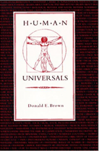 Image of Human Universals, by Donald Brown
